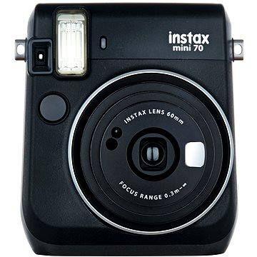 Fujifilm Instax Mini 70 černý cena od 2434 Kč