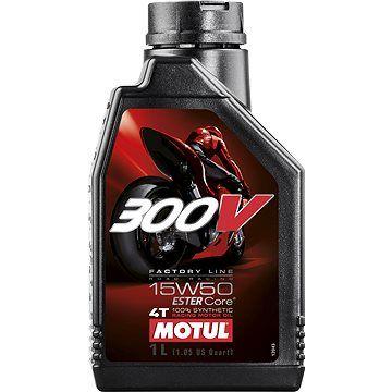 MOTUL 300V 15W50 4T FL 1L