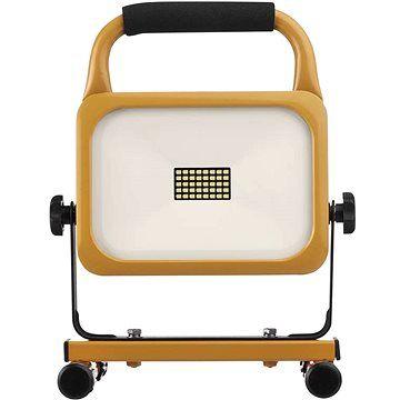 EMOS PROFI LED reflektor přenosný, 20 W AKU SMD studená bílá