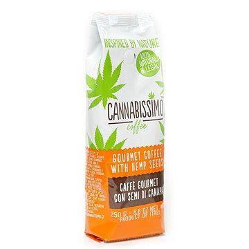 Cannabissimo coffee, mletá, 250g
