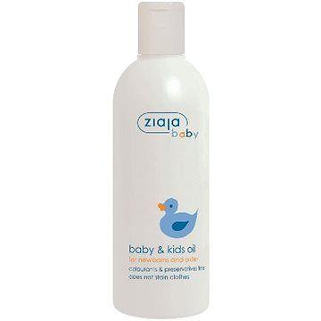 ZIAJA Baby Olejíček pro kojence a děti Kačenka 270 ml