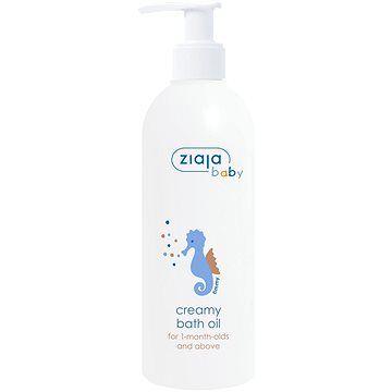 ZIAJA Baby Hypoalergenní krémový mycí olejíček Mořský koník 300 ml