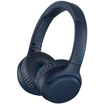 Sony WH-XB700 modrý