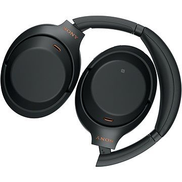 Sony Hi-Res WH-1000XM3, černá