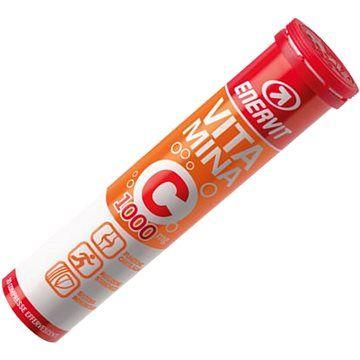 Enervit Vitamin C 1000 mg, 10 šumivých tablet