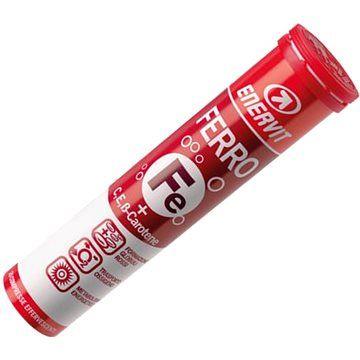 Enervit Ferro, 20 šumivých tablet
