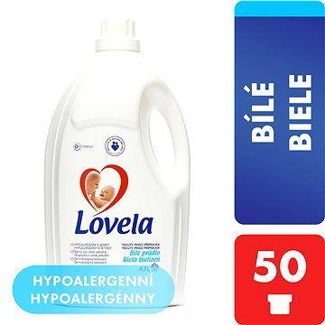 LOVELA Bílá 4,7 l (50 praní) cena od 299 Kč
