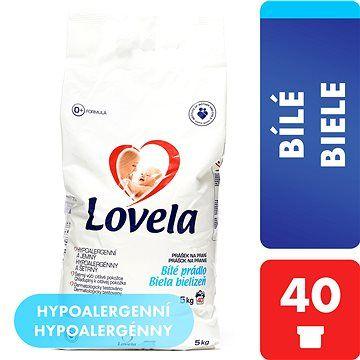 LOVELA Prášek bílá 5 kg (40 praní) cena od 289 Kč