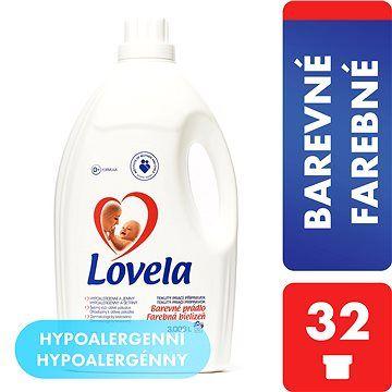 LOVELA Color 3 l (32 praní) cena od 129 Kč