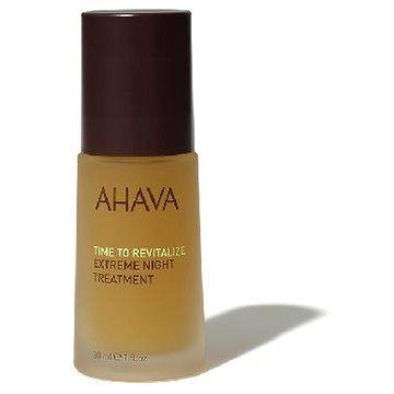AHAVA Extreme Time to Revitalize Night Treatment 30 ml