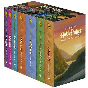 ALBATROS Harry Potter Sedm let v Bradavicích 1-7 BOX