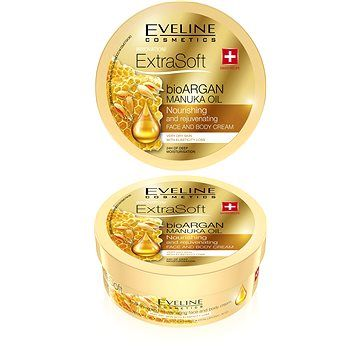 EVELINE Cosmetics Soft Bioargan Manuka Oil Face&Body Cream 175 ml