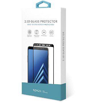 Epico Glass 2.5D pro Honor 10 Lite černé