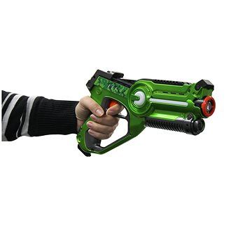 Jamara set laserových pistolí pro děti cena od 0 Kč