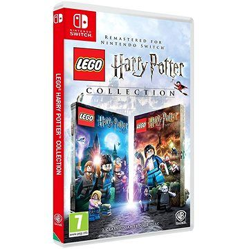 WARNER BROS LEGO Harry Potter Collection - Nintendo Switch