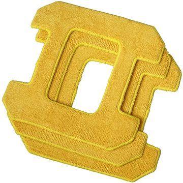 HOBOT-268 utěrky z mikrovlákna (3ks) žluté