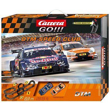 Carrera GO 62448 DTM Speed Club cena od 2750 Kč