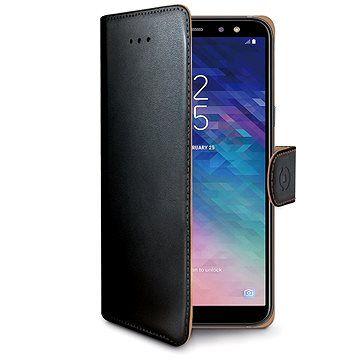 CELLY Wally pro Samsung Galaxy A6 Plus černé
