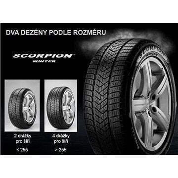 Pirelli SCORPION WINTER RunFlat 255/55 R18 109 H zimní