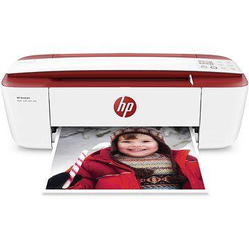 HP DeskJet 3788 červená Ink Advantage All-in-One cena od 1499 Kč
