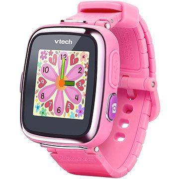 XXL obrazek VTech Kidizoom Smart Watch DX7 - růžové