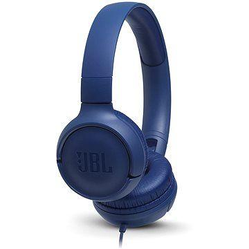 JBL Tune500 modrá