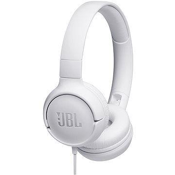JBL Tune500 bílá