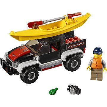 LEGO City 60240 Dobrodružství na kajaku cena od 224 Kč