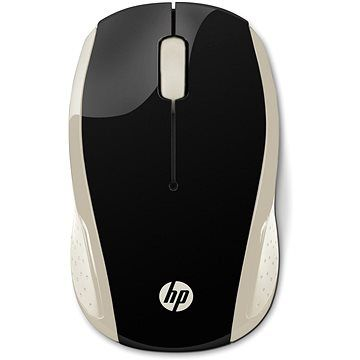HP Wireless Mouse 200 Silk Gold