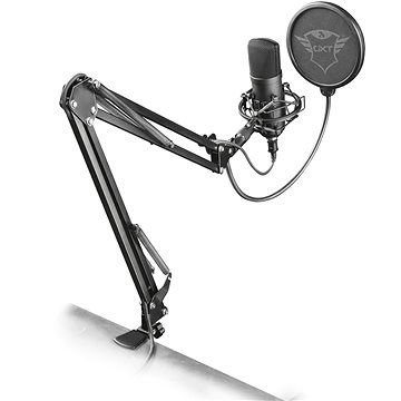 Trust GXT 252 + Emita Plus Streaming Microphone