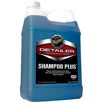 MEGUIAR'S Shampoo Plus, 3,78 l