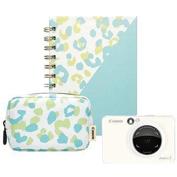 Canon Zoemini S perleťově bílá - Essential Kit cena od 3790 Kč
