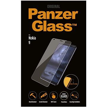 PanzerGlass Edge-to-Edge pro Nokia 9 čiré