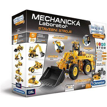Albi Mechanická laboratoř - Stavební stroje
