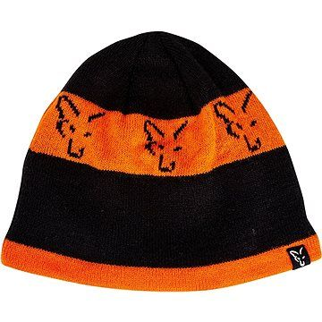 FOX Beanie Black/Orange