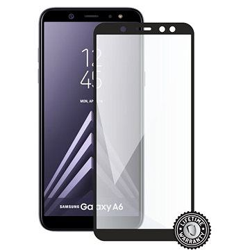Screenshield SAMSUNG A600 Galaxy A6 (full COVER black)