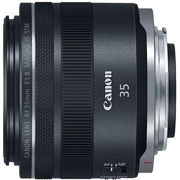 Canon RF 35mm f/1.8 Makro IS STM