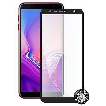 Screenshield SAMSUNG Galaxy J6+ (2018) (full COVER black)