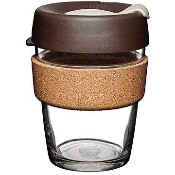 KeepCup Hrnek Brew Cork Almond 340ml M cena od 449 Kč