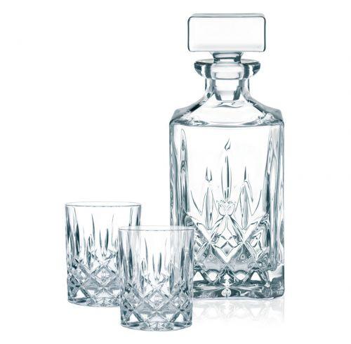 Nachtmann Whisky set 3ks NOBLESSE