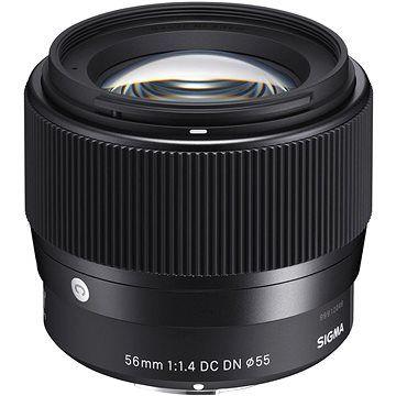 SIGMA 56mm f/1.4 DC DN pro Olympus/Panasonic (řada Contmporary)