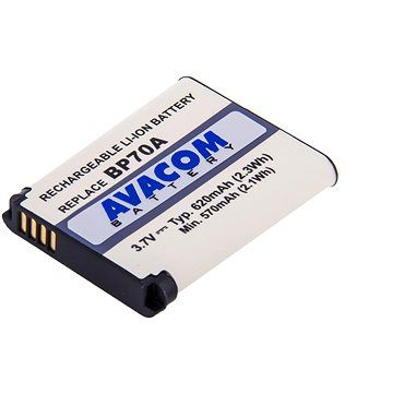 AVACOM za Samsung BP-70A Li-Ion 3.7V 620mAh 2.3Wh
