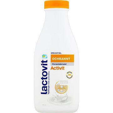 LACTOVIT Activit Sprchový gel ochranný 500 ml