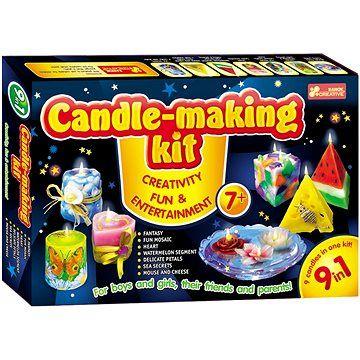 Lamps Sada na výrobu svíček
