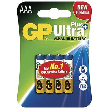 GP Ultra Plus LR03 (AAA) 4ks v blistru