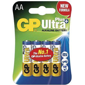 GP Ultra Plus LR6 (AA) 4ks v blistru