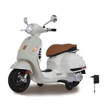 Jamara Ride-on Vespa - bílá