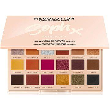 Makeup Revolution REVOLUTION Soph x Extra Spice