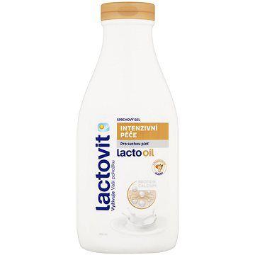 LACTOVIT Lactooil Intenzivní péče 500 ml