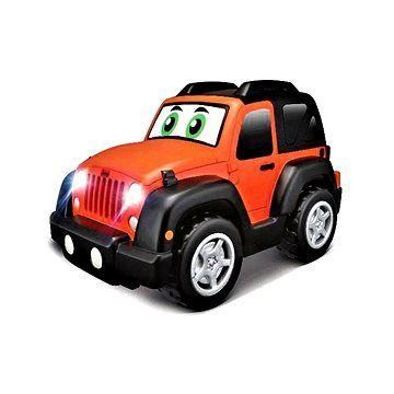 EP Line Jeep s volantem